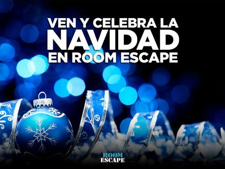 Celebra la Navidad en Quito con Room Escape Ecuador