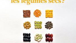 Savez-vous goûter... les légumes secs ?