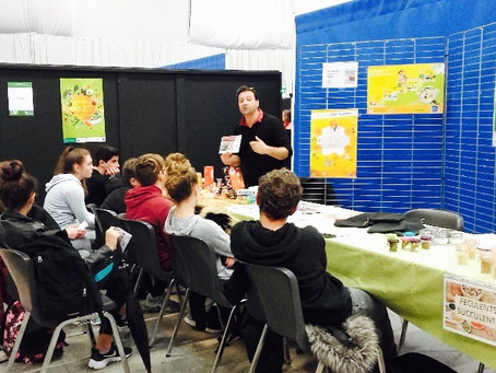 2ème participation au forum «Santé et bien-être» de Frontignan