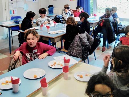 Nos référentes du relais éducation au goût -DRAAF Occitanie
