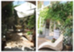 Location maison chambres d'hôtes Aubais Gard