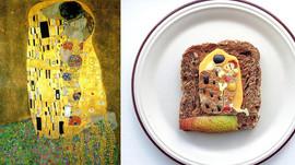 """Food Art, ces artistes qui """"jouent"""" avec la nourriture"""
