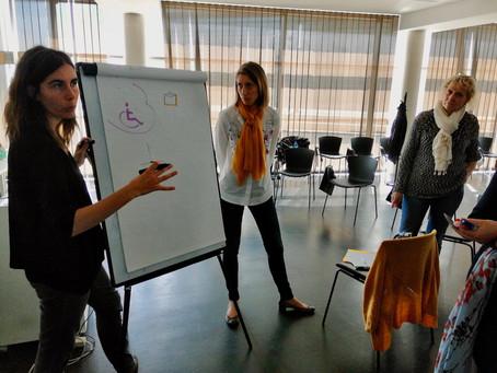 Un nouvel outil d'animation de groupe: la facilitation graphique