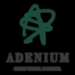 Adenium Group Logo_Icon, Adenium & Tagli
