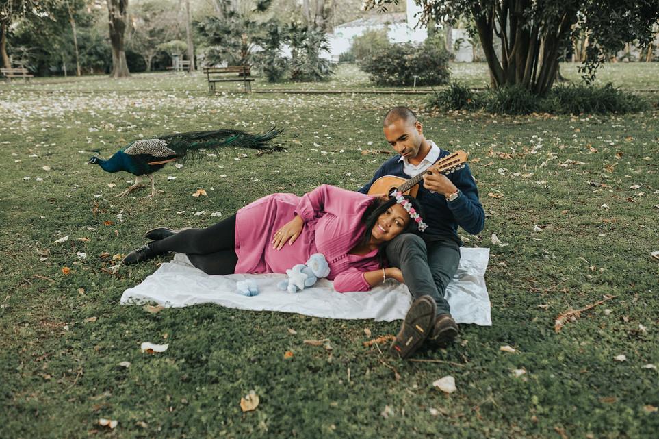 outdoors maternity photographer london