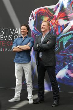 Martin Henderson & Kevin McKidd