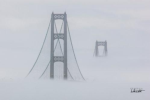 Mackinac Fog