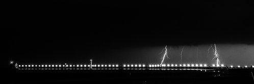 Black and Lightning