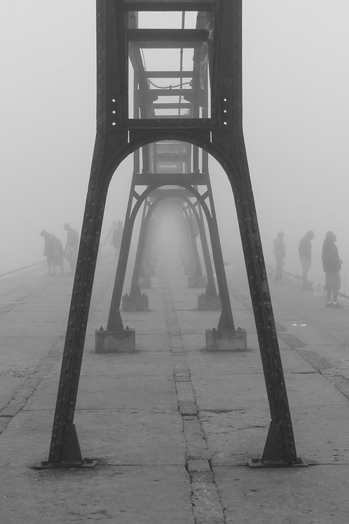 Ghosts of the Pier