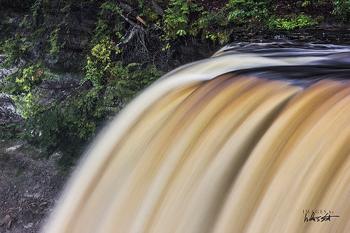 Tahquamenon Falls Close-up