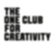 The One Club for Creativity logo