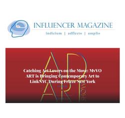 Influencer Magazine