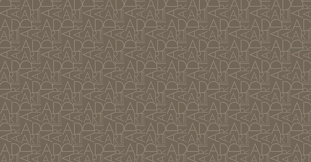 AD ART LOGO PATTERN GRAY ON GRAY vertica