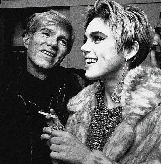 Edie & Andy 1965