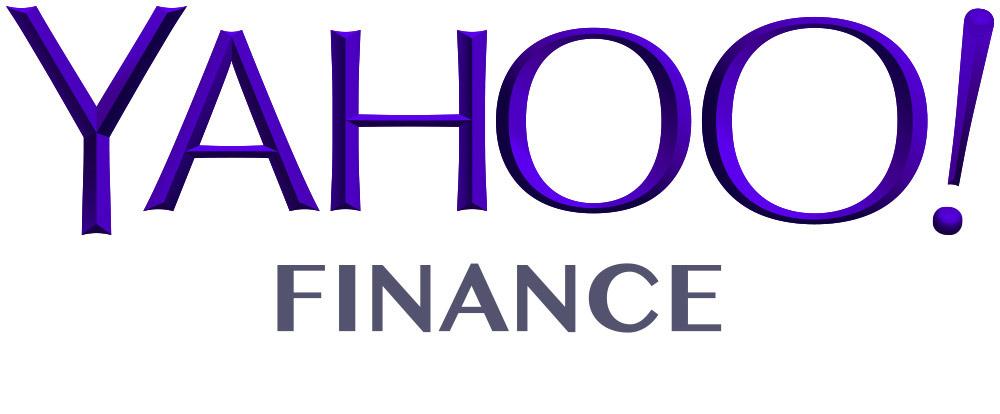 YAHOO! Finance logo