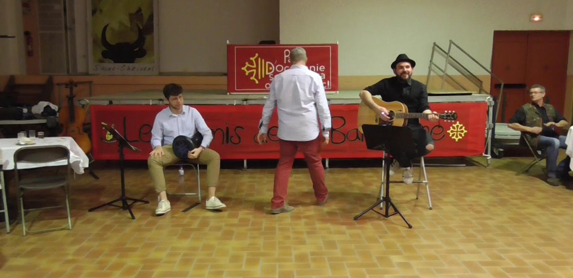 concert de Philippe Viallard