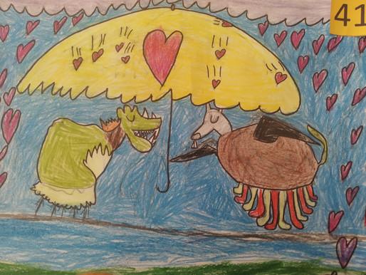 Résultats du concours de dessins Mariage de la Baragogne du Tamarou