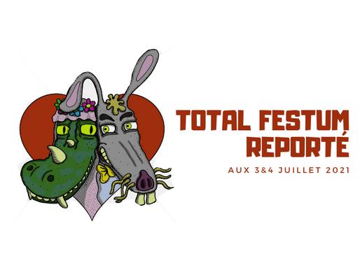 Total Festum 2020 reporté en 2021