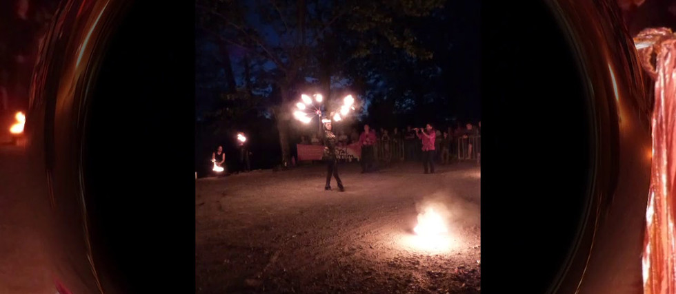 Rétrospective 2020 des feux de la Saint-Jean organisés par Les Amis de la Baragogne