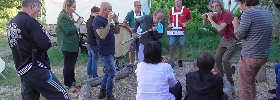 Fanfare Los Baragonaïres