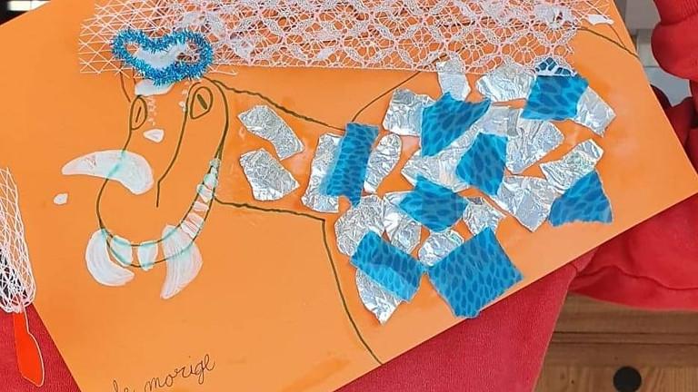Concours de dessin pour le mariage de la Baragogne