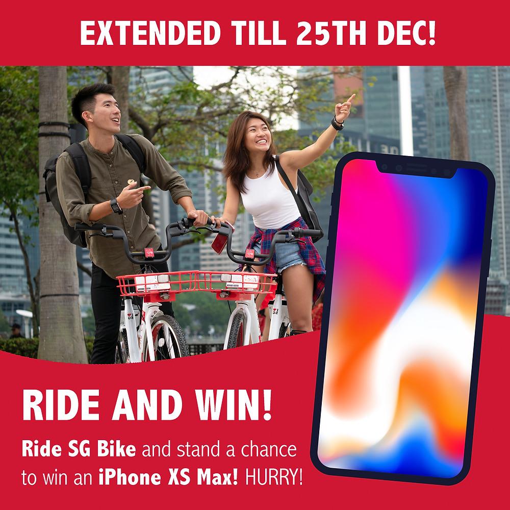 Win an iPhone XS Max!