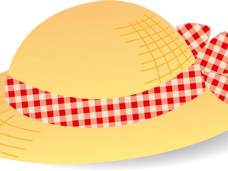 帽子と熱中症の関係