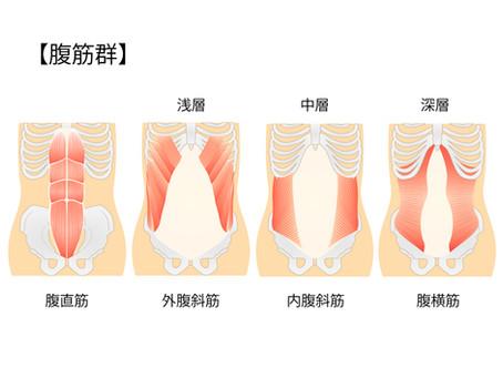 腰痛改善の腹筋運動 ドローイン