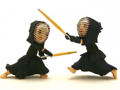 剣道と腰痛