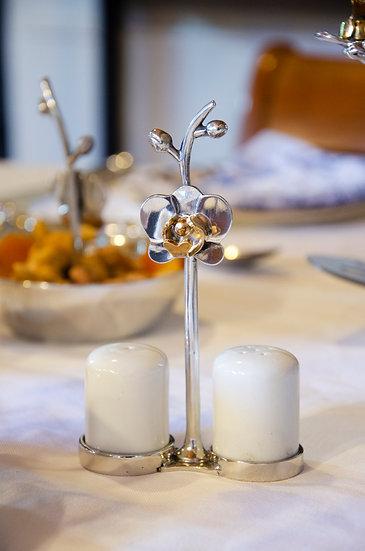 Conjunto Sal e Pimenta  - Orquídea