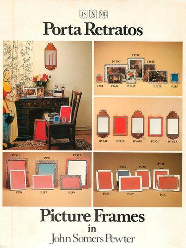 Porta Retratos - John Somers