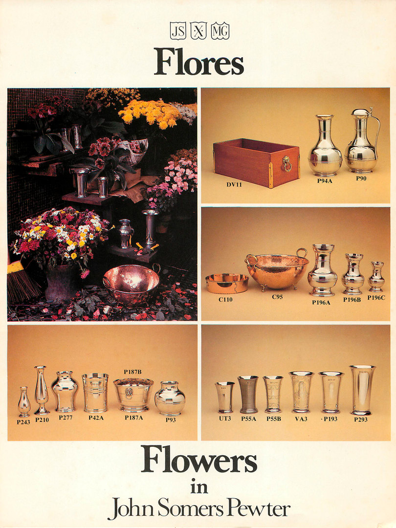 Flores - John Somers