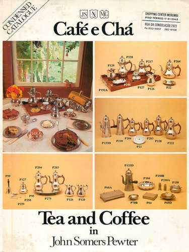 Chá e Café - John Somers
