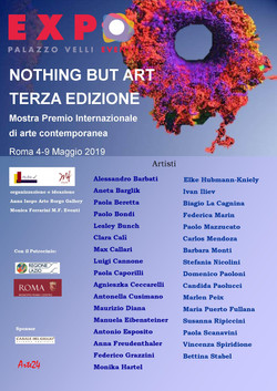Nothing but Art a Palazzo Velli Expo