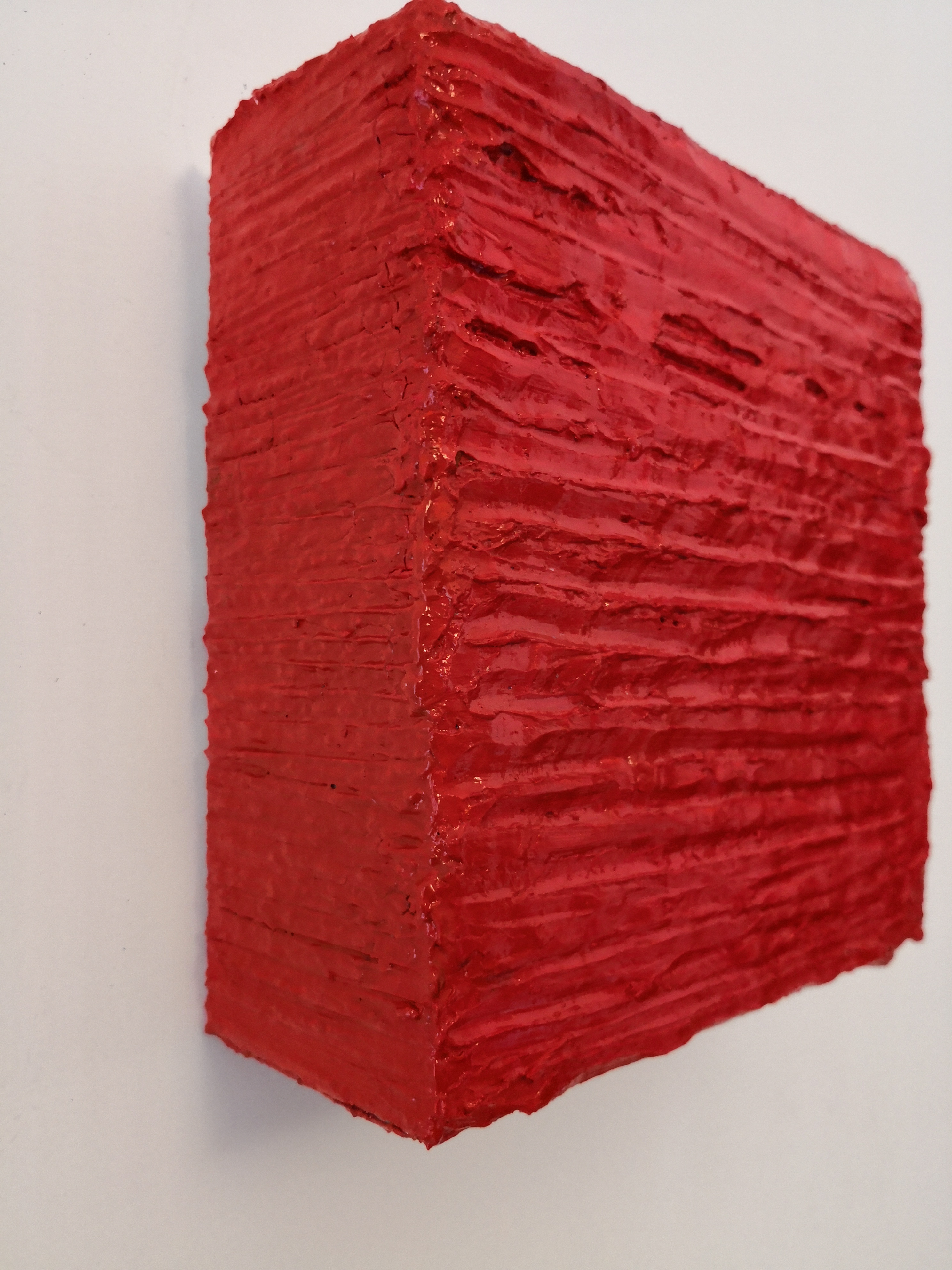 RED CUBE 1
