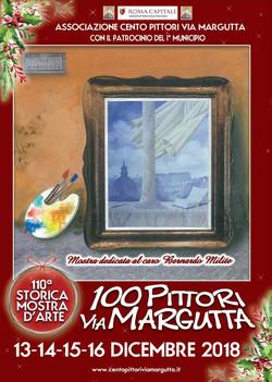 dal 13 al 16 dicembre Via Margutta