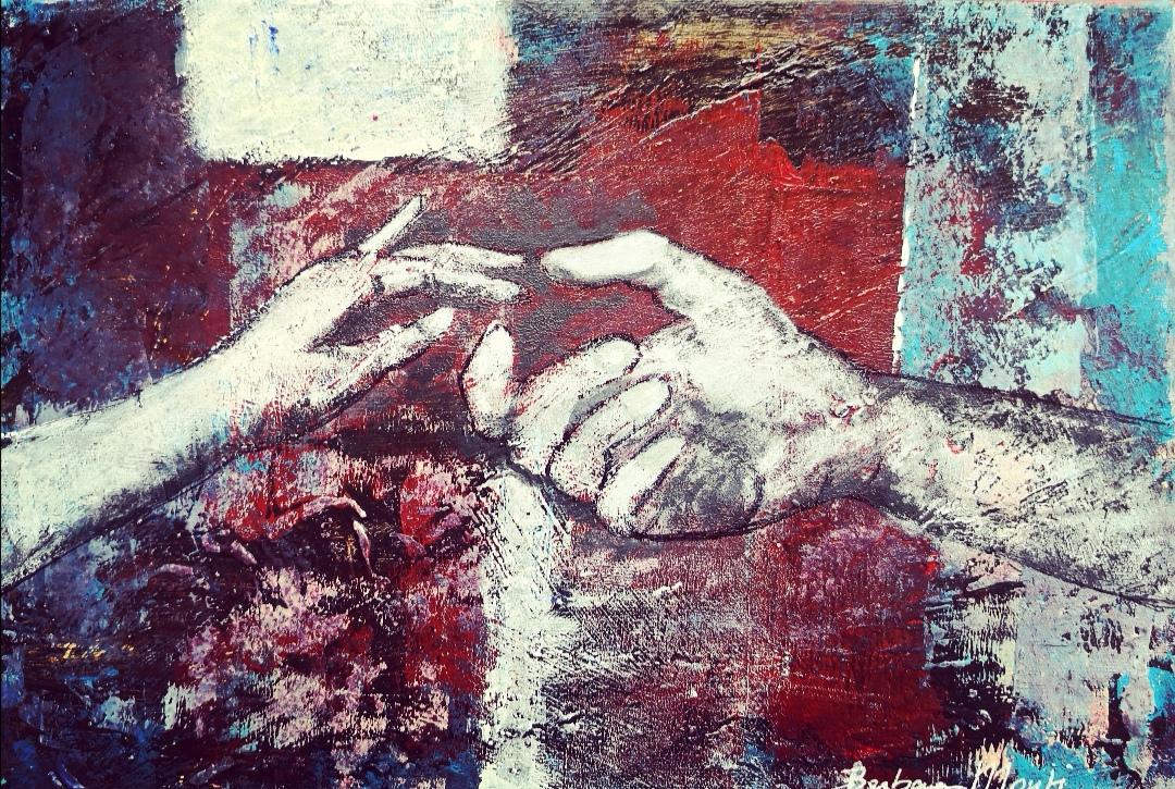il contatto..un miraggio