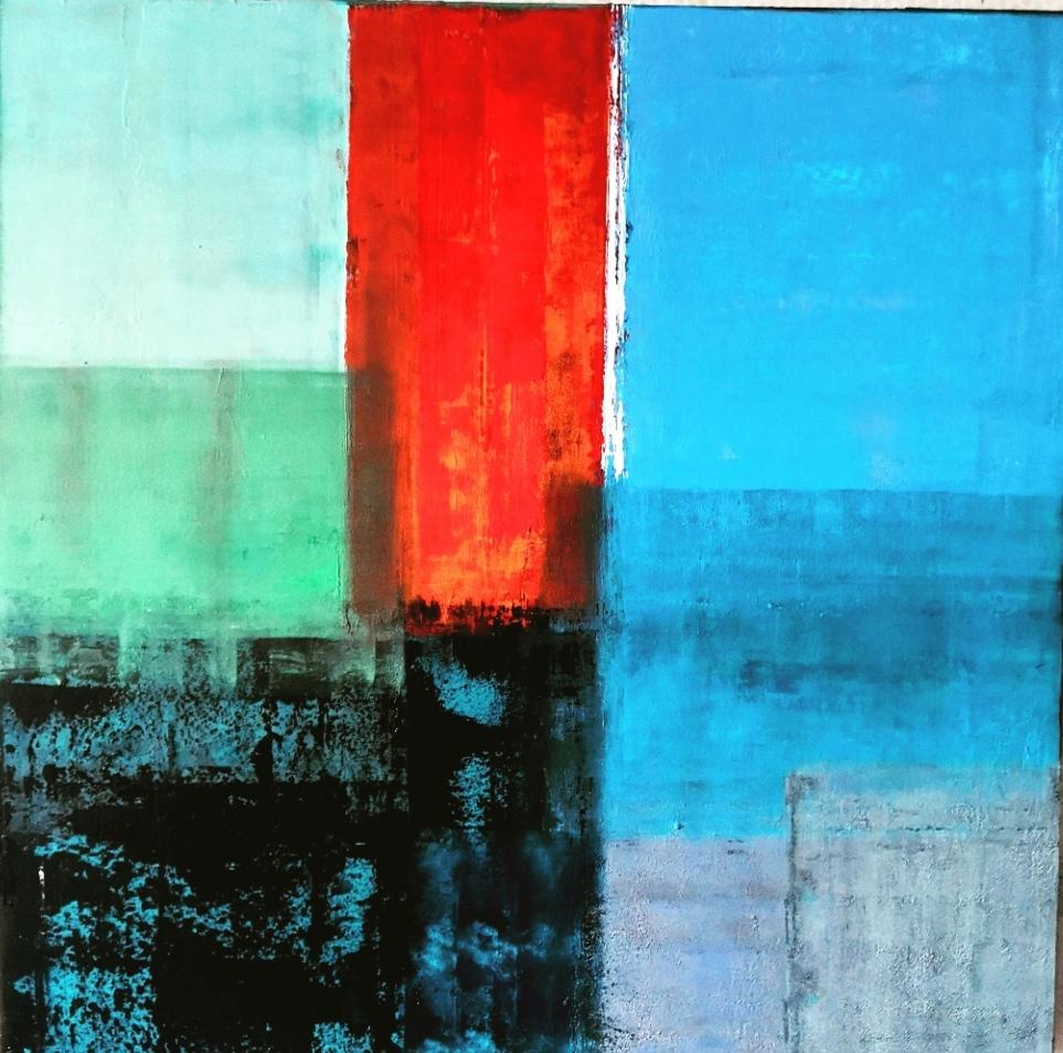 Geometrie blu III