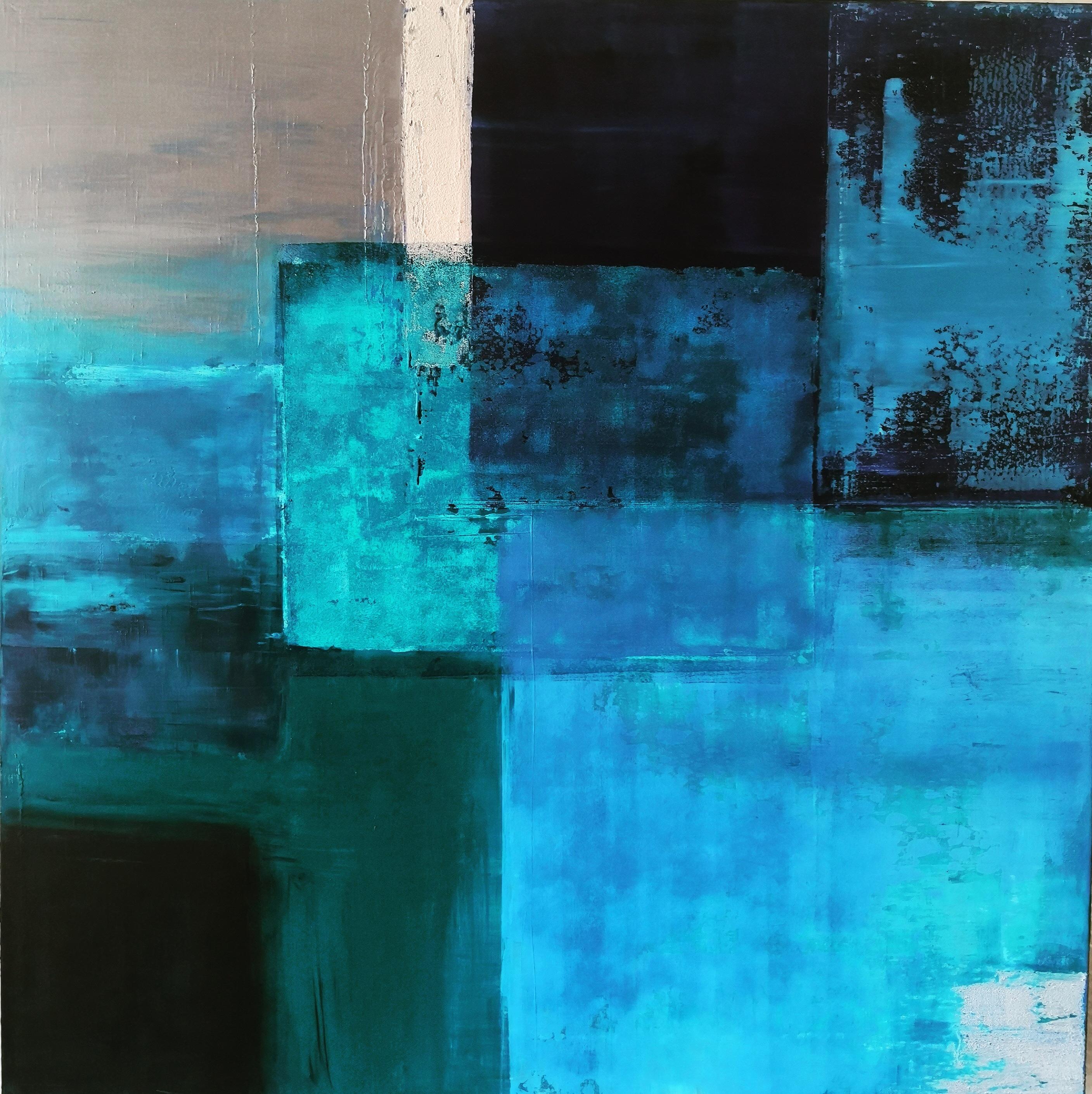 Geometrie blu I
