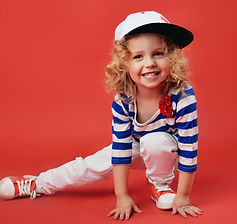 Preschool Hip Hop Classes - _Tiny Crew_.