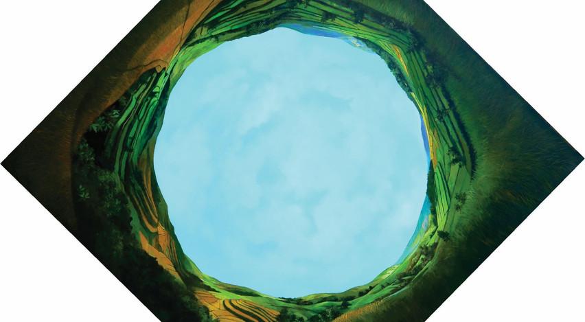 Refresh (360° Nature Landscape), 2020