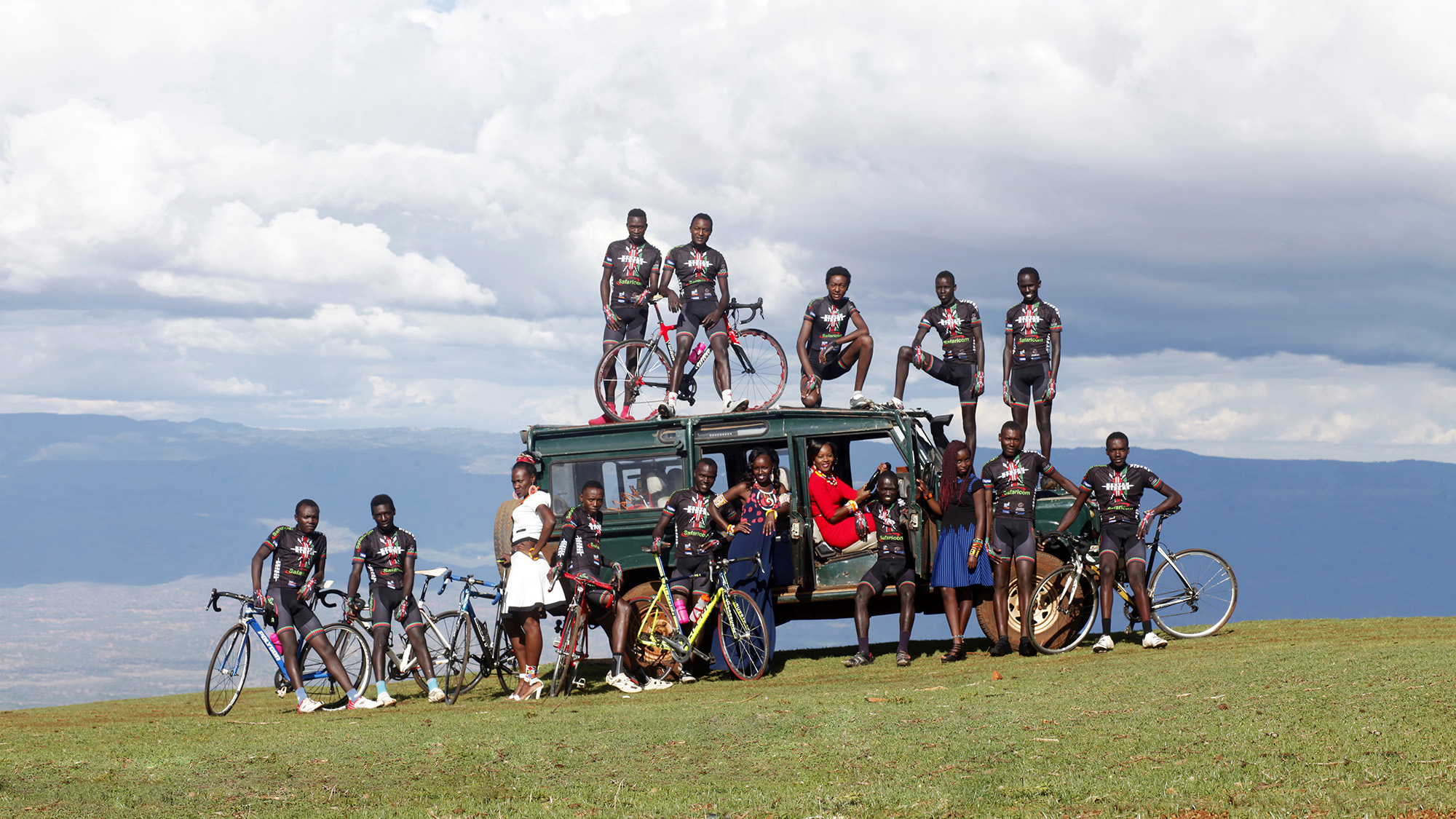 The Kenyan Riders