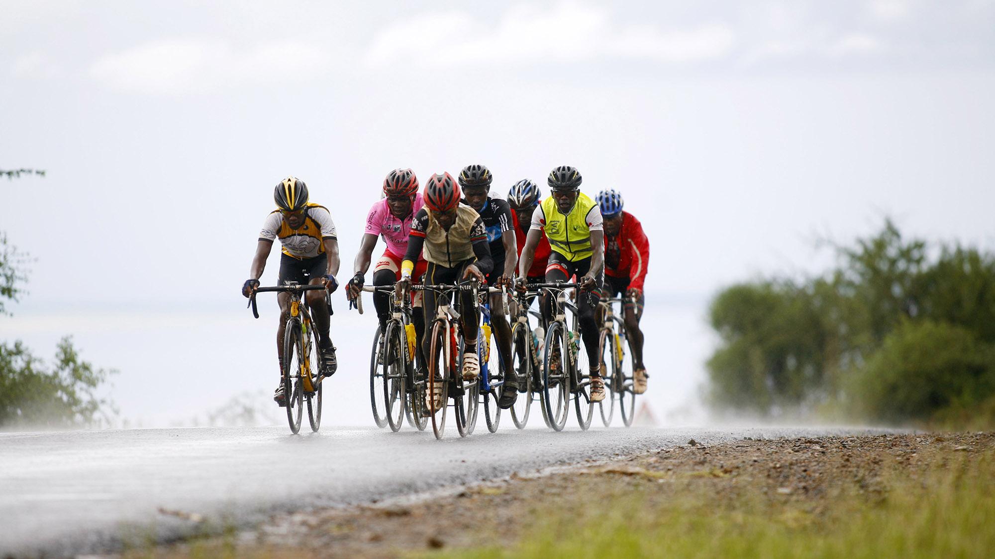 Training Session in Tanzania