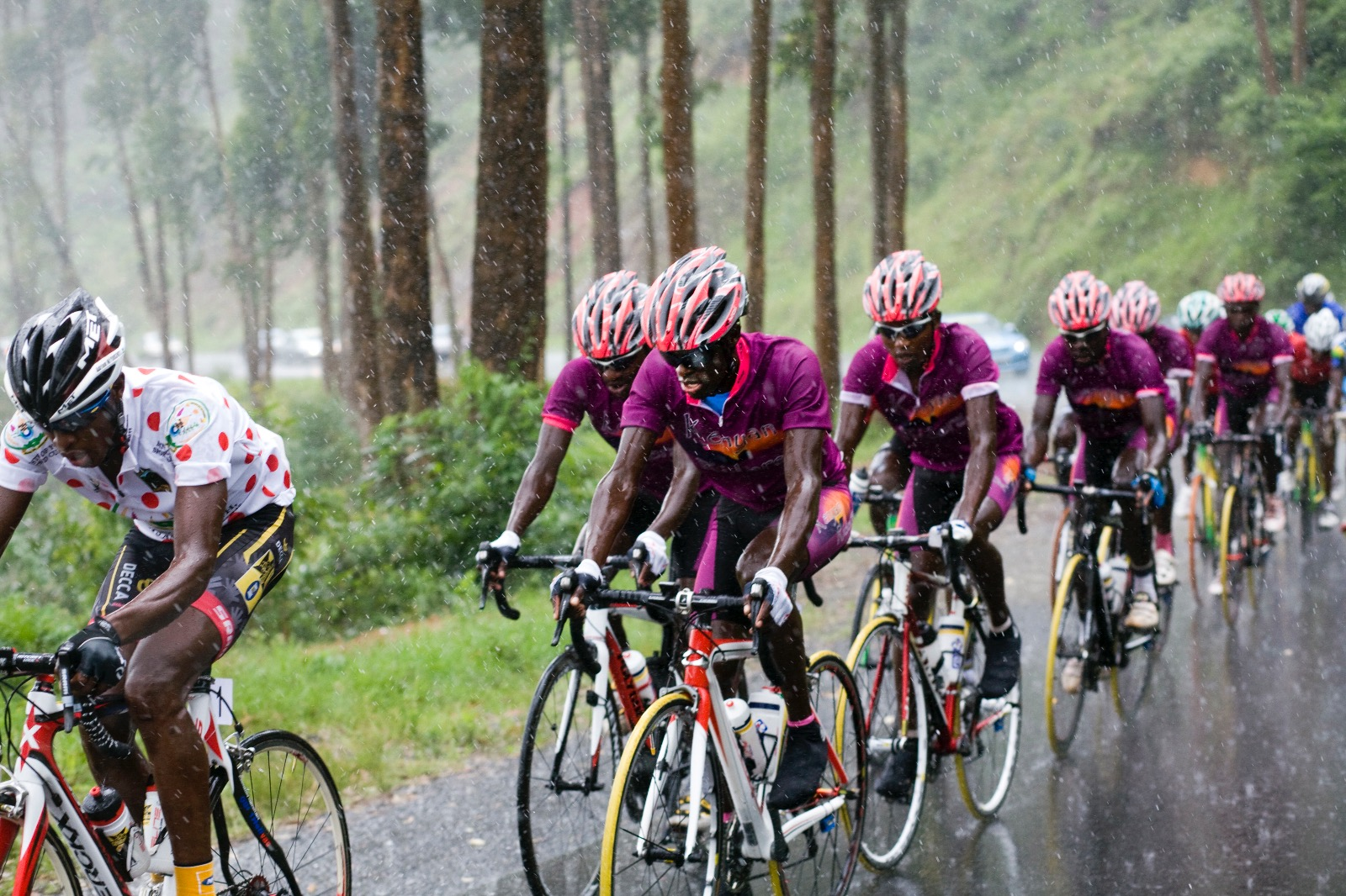 The Tour of Rwanda