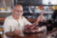 Danny Brnad Founder of restaurants 'rak bassar'