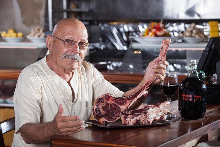 דני ברנד מקים רשת ׳רק בשר׳