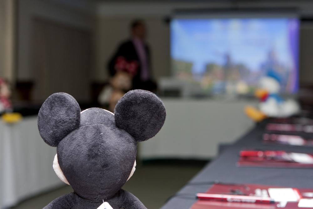 Palestras Disney Alexandre Espendola