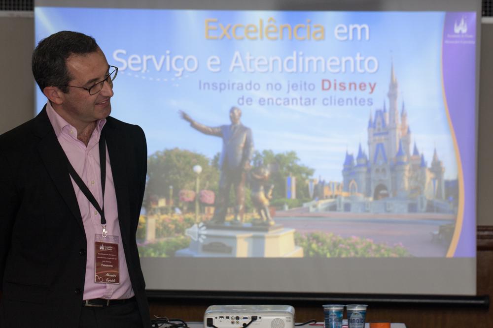 Alexandre Espindola Palestra Disney