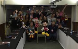 Treinamento CW Tour - São Paulo
