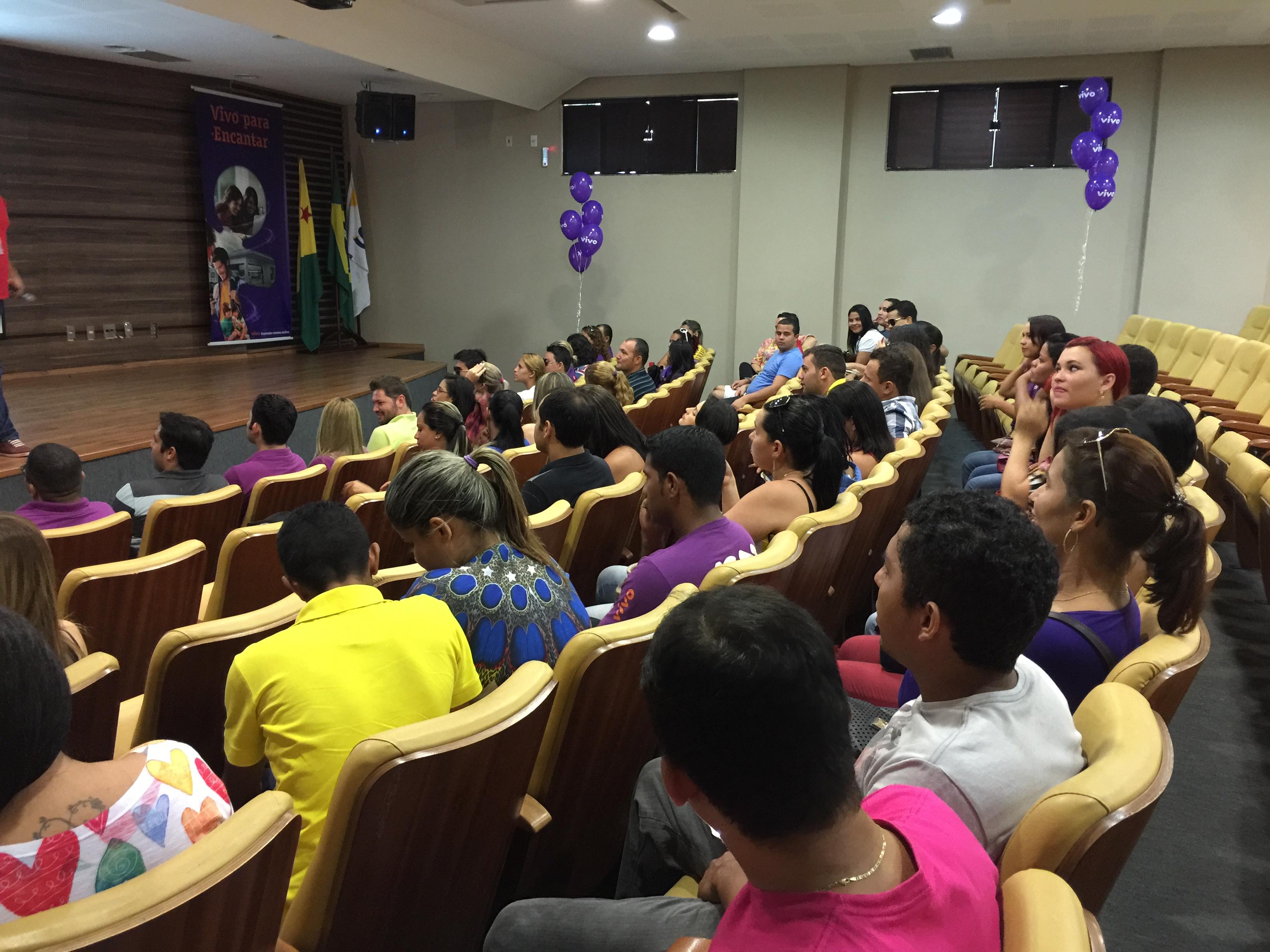 Evento Rio Branco